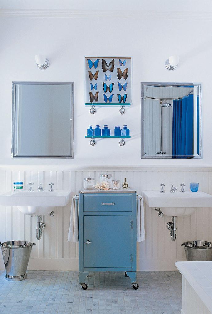 Необычный дизайн интерьера ванной комнаты