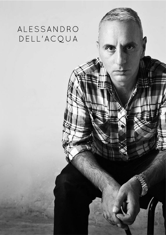 Алессандро дель Аква - мировой модельер