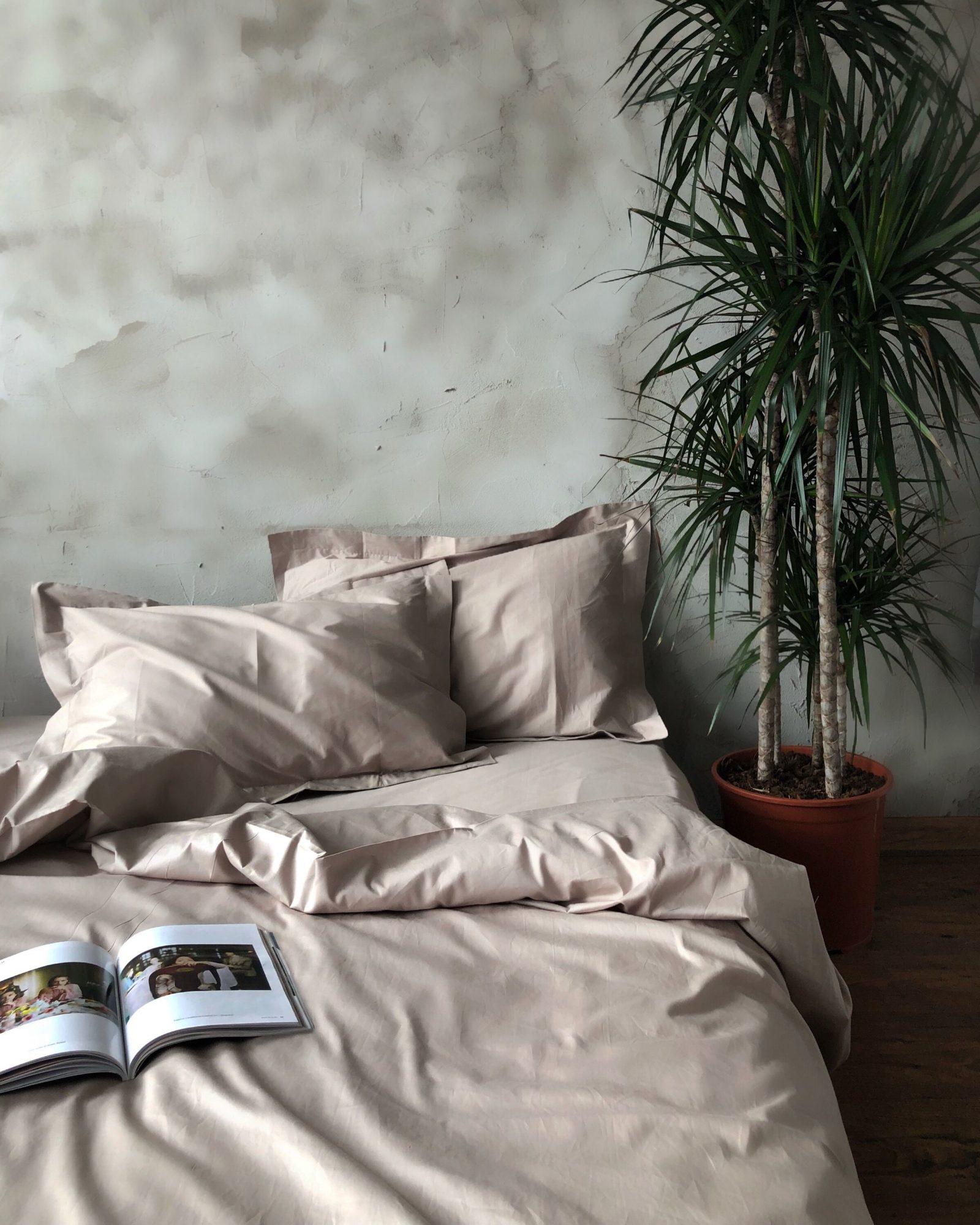 У каждого должен быть хотя бы один качественный комплект постельного белья
