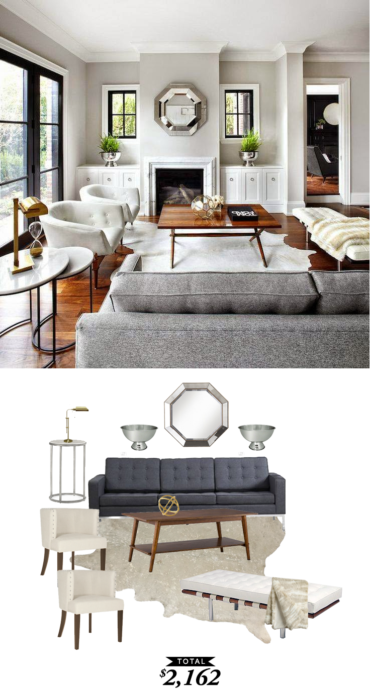 Не бойтесь переставлять мебель - это важный фактор, который отвечает за атмосферу в квартире
