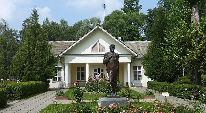 Подмосковное поместье Антона Павловича Чехова