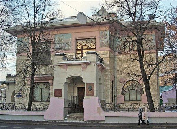 Особняк С. П. Рябушинского