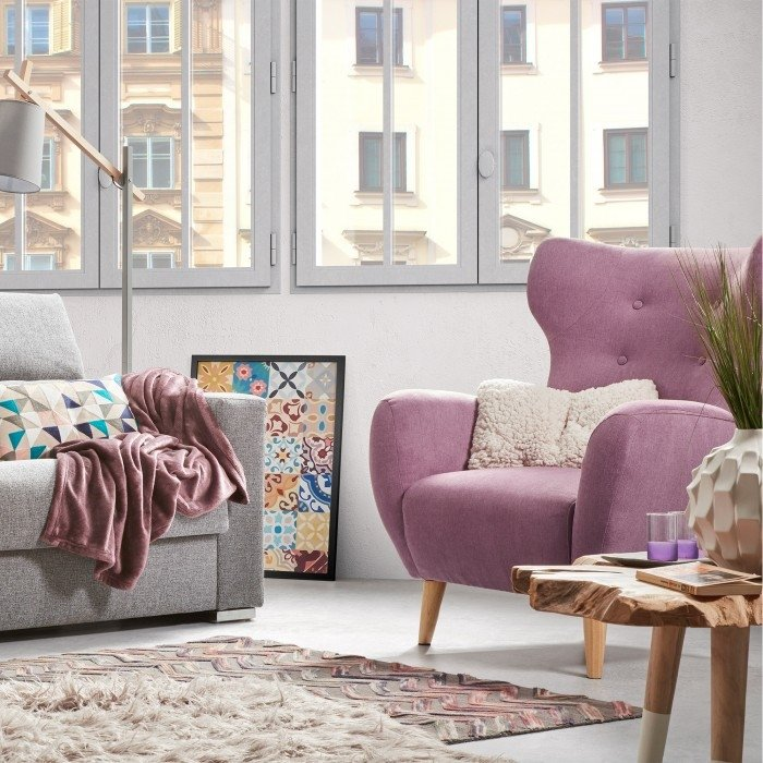 Нежная цветовая палитра для интерьера небольшой квартиры