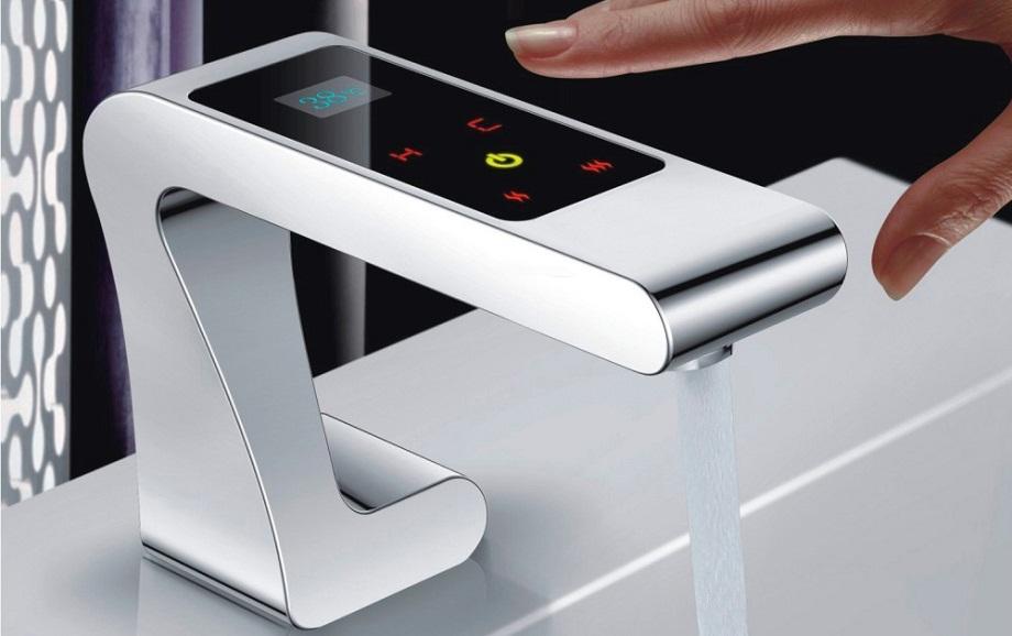 Сенсорный смеситель - это технологии, которые скоро будут в каждой квартире