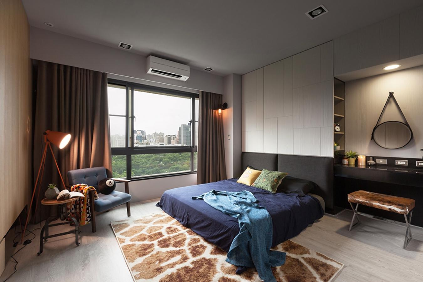 Великолепный интерьер спальни, о котором можно только мечтать