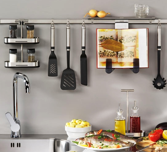 Кухонные приспособления - одно из главных факторов хорошей кухни