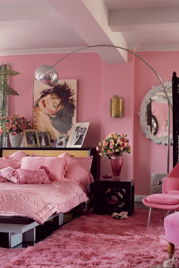 Обворожительный интерьер спальни