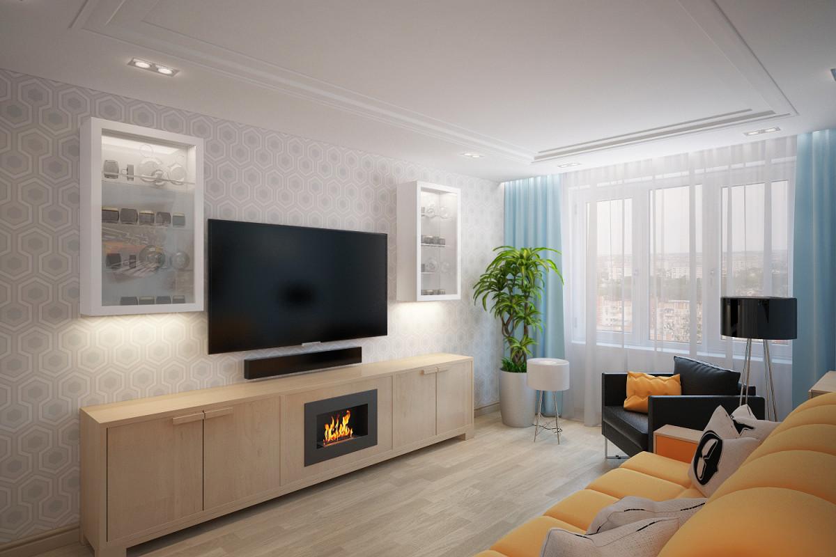Мебель в гостиной комнате - важный и ответственный выбор