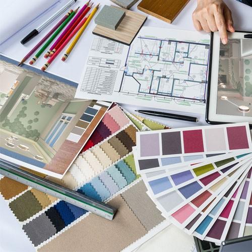 Дизайнер поможет и подскажет вам в решении основных вопросов при ремонте