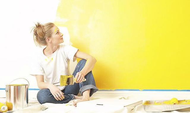 Покраска стен - важная составляющая ремонта
