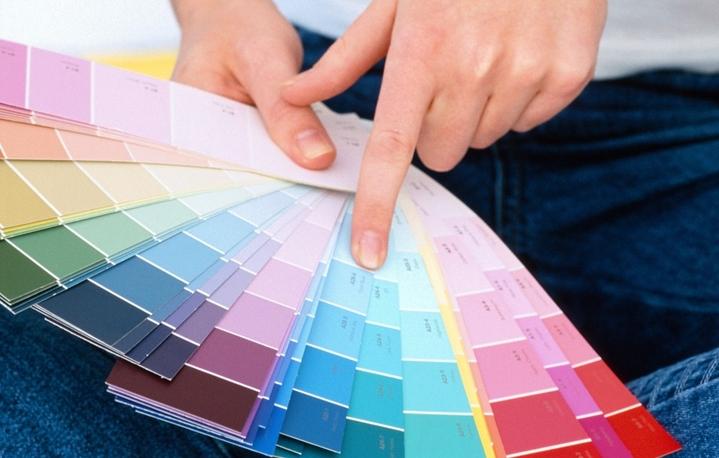 Выбор краски напрямую зависит от тестирования