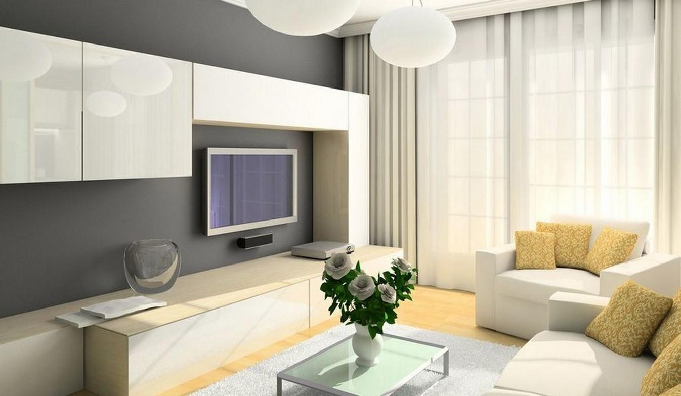 Ещё одна профилактика против плесени - это правильная расстановка мебели в интерьере