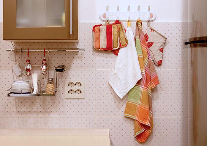 Старому изношенному текстилю не место на кухне