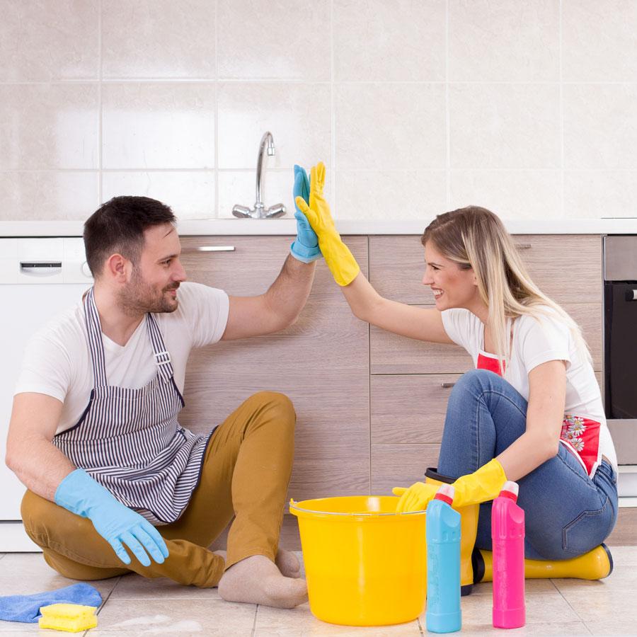 Чистота в квартире - порядок в голове