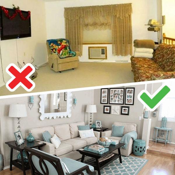 Дизайн-решения, превращающие ваш интерьер в старомодную бабушкину квартиру