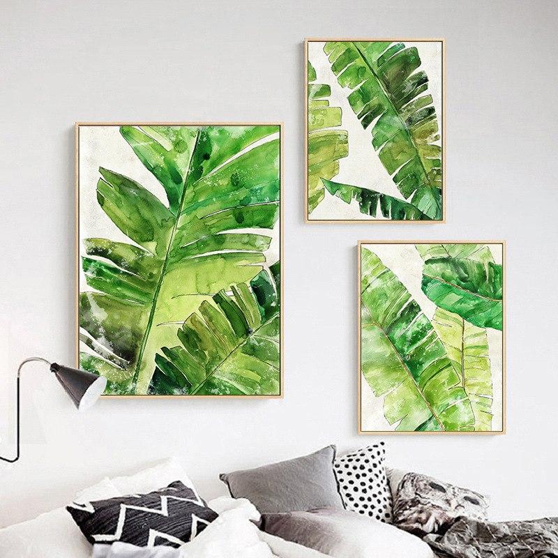 Постеры с растительными мотивами - это антитренд 2019 года