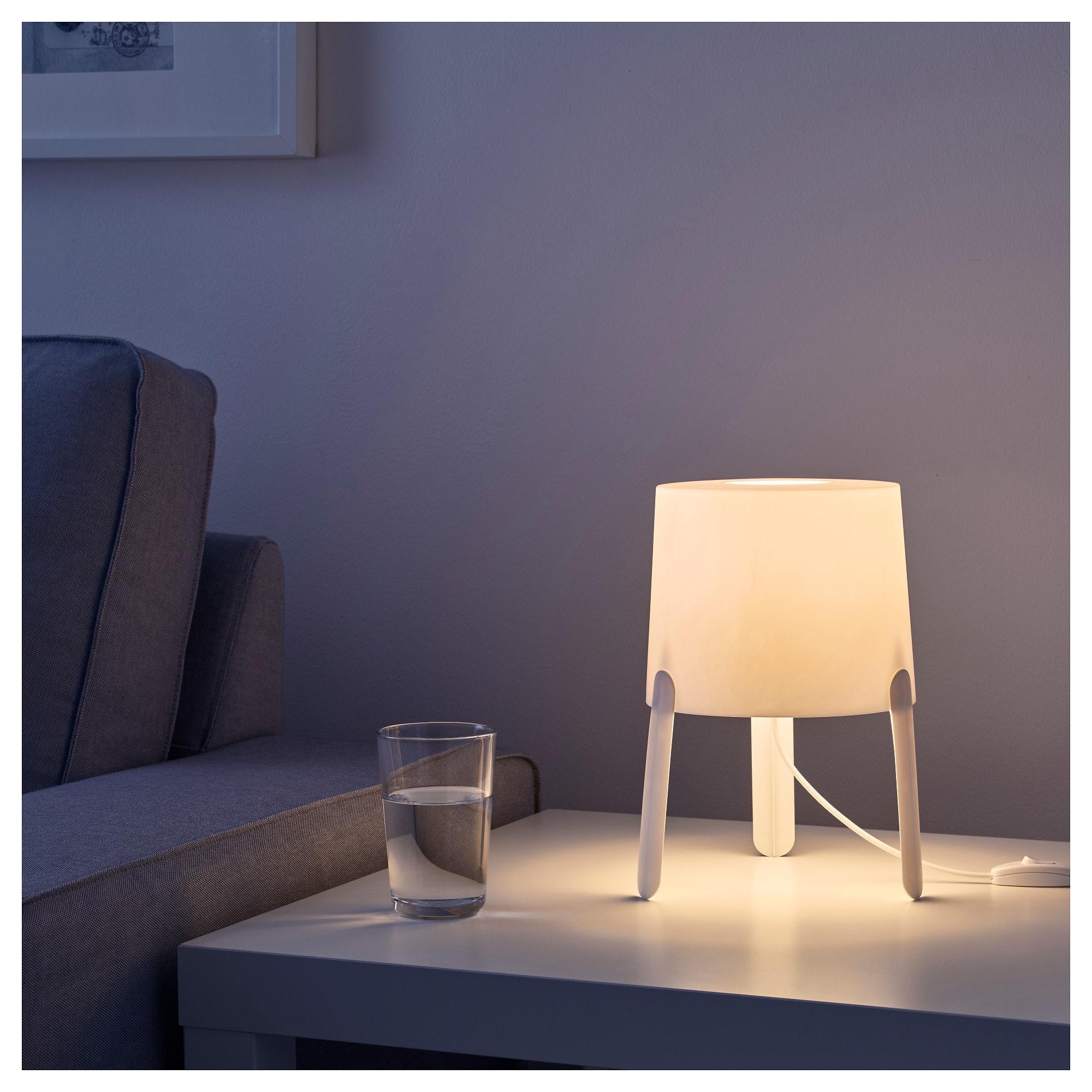 Потрясающая настольная лампа «Твэрс»