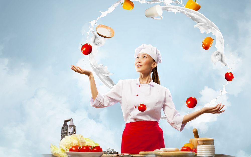 Профессиональная кухня - это не сон