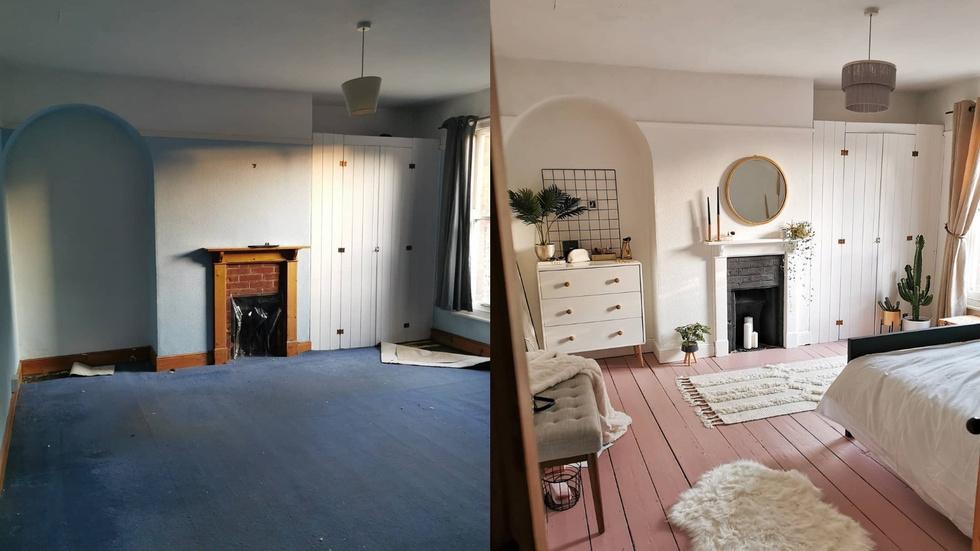 Преображение комнаты: фото до/после