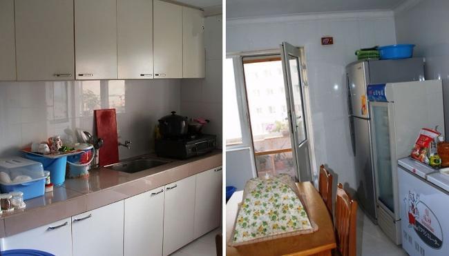 Самая дорого обставленная комната в Северной Корее - это кухня