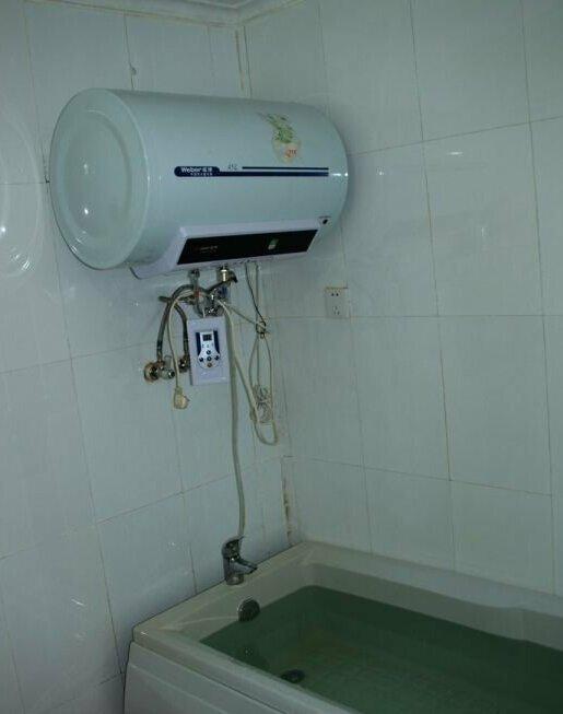 Ванна в корейской квартире