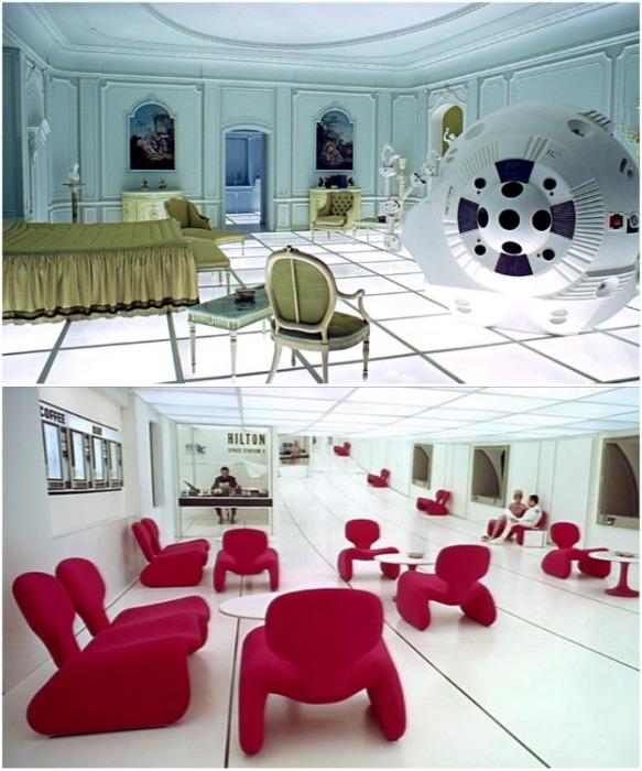 «Космическая одиссея 2001 года» - шикарный фильм знаменитого кинорежиссера - Стивен Кубрик