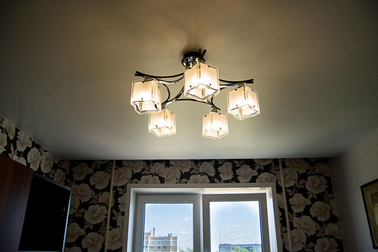 Неправильное освещение в комнате может привести к ухудшению зрения