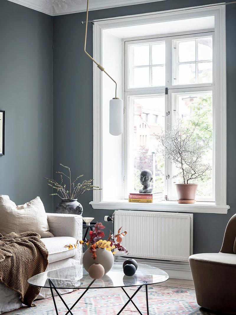 Красивый современный интерьер квартиры