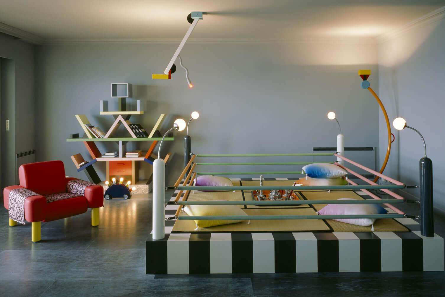 Удивительный дизайн квартиры в Монте-Карло
