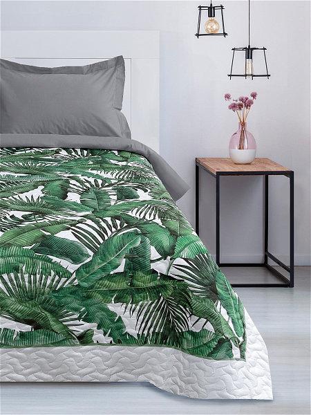 Не перенасыщайте комнату растительными орнаментами