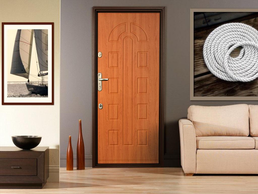 Как выбрать входную дверь с хорошей звукоизоляцией