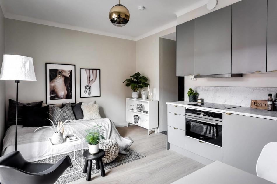 8 бесспорных преимуществ жизни в небольшой квартире