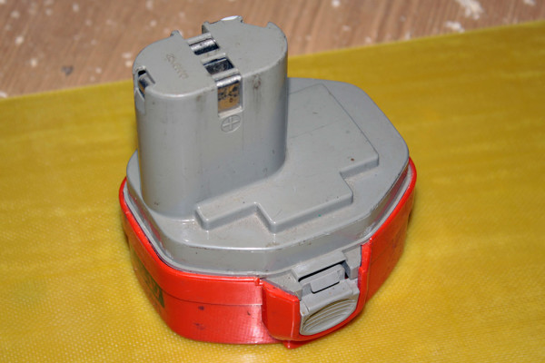 Фото аккумулятора для шуруповёрта