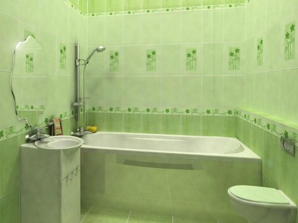 Функциональная ванная без излишеств