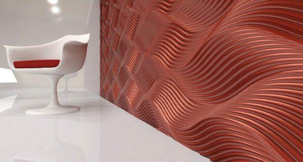 Гипсовые плиты образуют сплошную поверхность