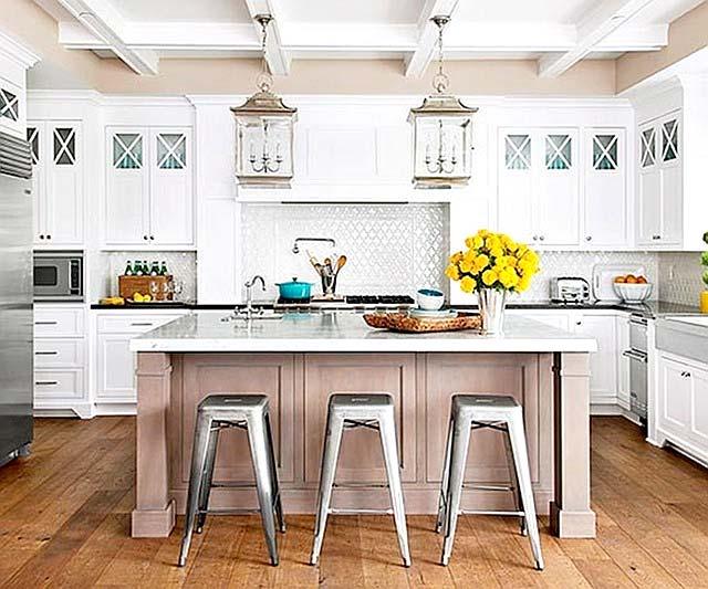 готовые интерьеры кухни