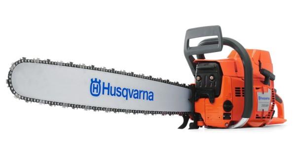«Husqvarna 395» в своём оригинальном облике