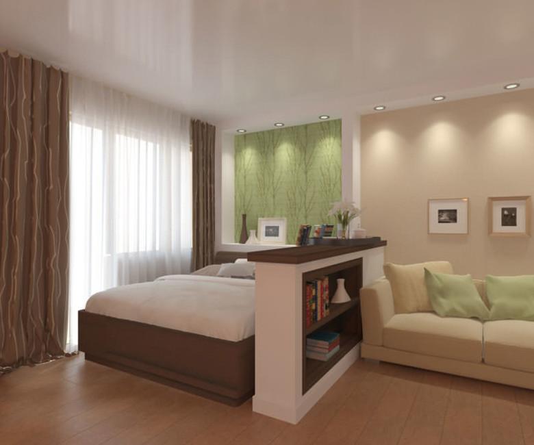 И кровать, и диван – идеальный вариант