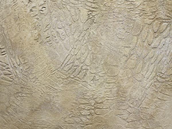 Имитация кожи с помощью специальных штампов