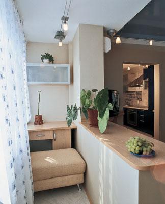интерьер кухни 15 кв м