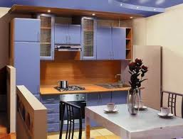 интерьер кухни в панельном доме