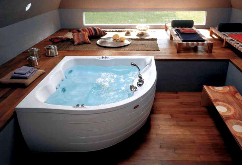 интерьер ванной своими руками