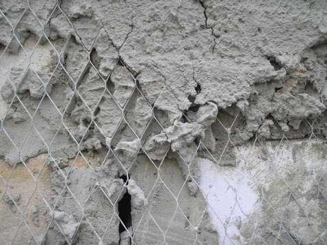 Использование армированной сетки под штукатурку