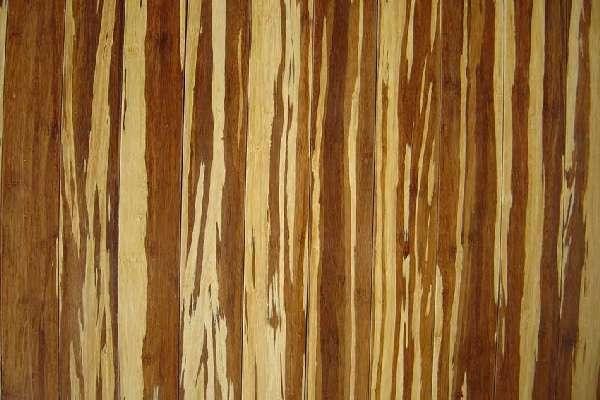Пример бамбуковых обоев