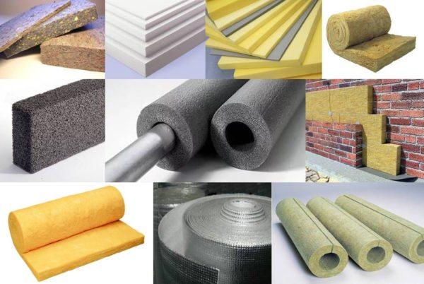 Каждый утепляющий материал имеет свои особенности, зная которые, проще сделать правильный выбор