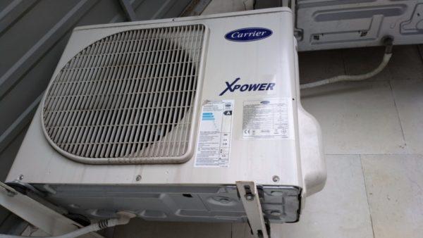Кондиционер относится к А-классу по энергоэффективности, однако обладает далеко не лучшими по современным меркам параметрами. EER 3,25 — немного для инвертора.
