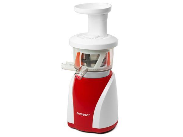 Корейская модель Oursson JM-8002 может быть выполнена в красном, салатовом или зелёном цвете