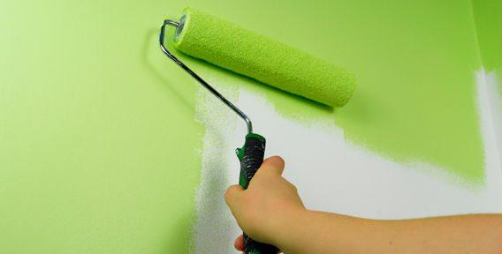 Краска на основе латекса — это долговечный и экологичный лакокрасочный материал