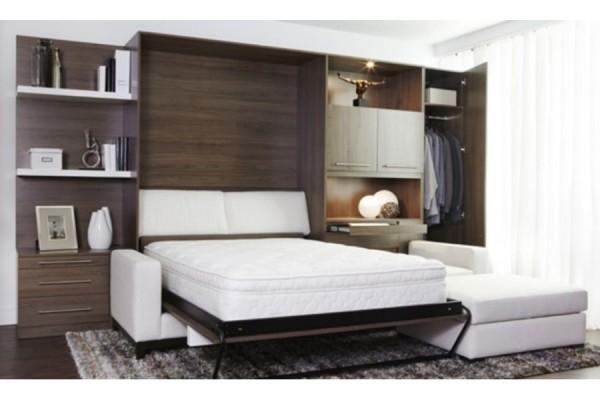Кровать-трансформер всегда можно рассмотреть в качестве альтернативы дивану и обычной кровати