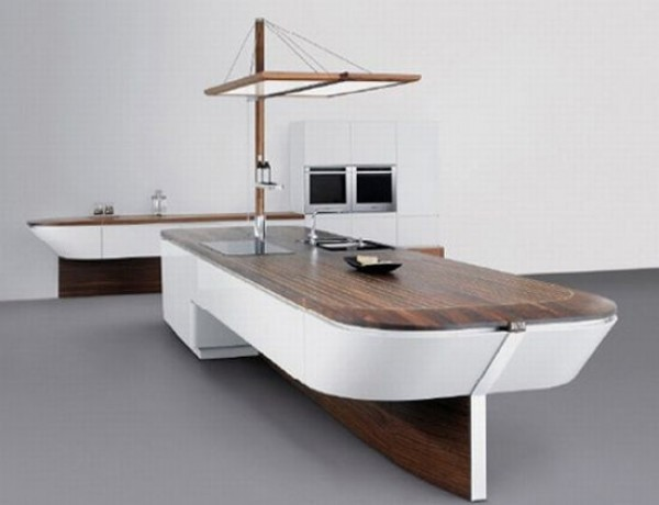 Кухня-корабль